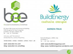 BEE Build Energy - Company Presentation